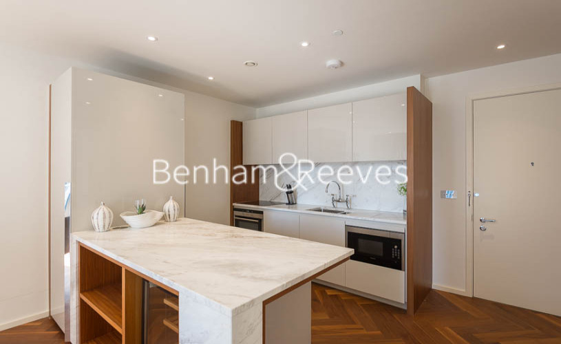 1 bedroom(s) flat to rent in Embassy Gardens, Battersea, SW8-image 3