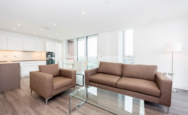 2 bedroom(s) flat to rent in Hebden Place, Nine Elms, SW8-image 1