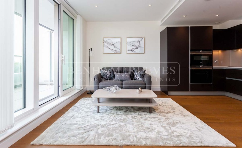 1 bedroom(s) flat to rent in Valetta House, Queenstown Road, SW11-image 9