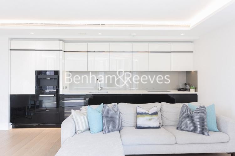 2 bedroom(s) flat to rent in The Corniche, Nine Elms, SE1-image 1