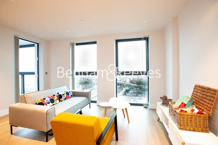 1 bedroom(s) flat to rent in Battersea Exchange, Nine Elms, SW8-image 1