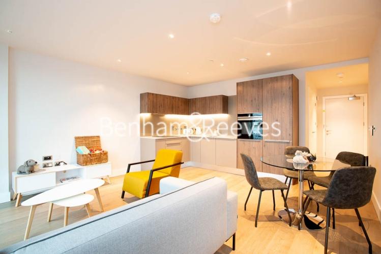 1 bedroom(s) flat to rent in Battersea Exchange, Nine Elms, SW8-image 8
