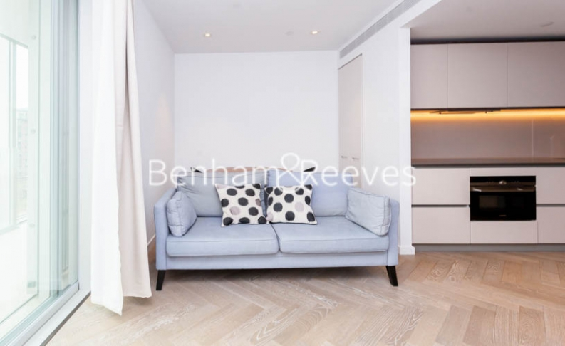 1 bedroom(s) flat to rent in Circus Road West, Battersea Power Station, SW11-image 1