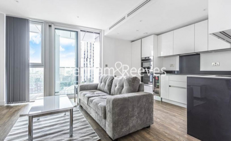 1 bedroom(s) flat to rent in Gladwin Tower, Wandsworth Road, SW8-image 1
