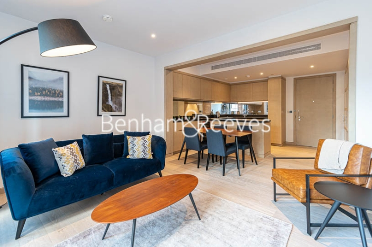 1 bedroom(s) flat to rent in Legacy Building, Viaduct Gardens SW11-image 1