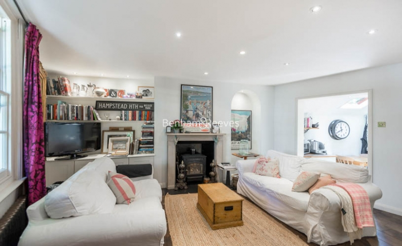 2 bedroom(s) house to rent in Elm Row, Hampstead, NW3-image 1