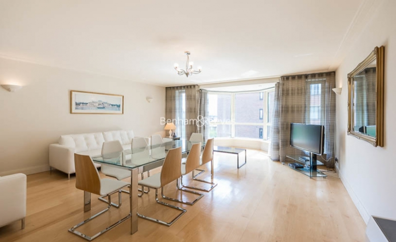 3 bedroom(s) flat to rent in Queens Terrace, St John's Wood, NW8-image 2