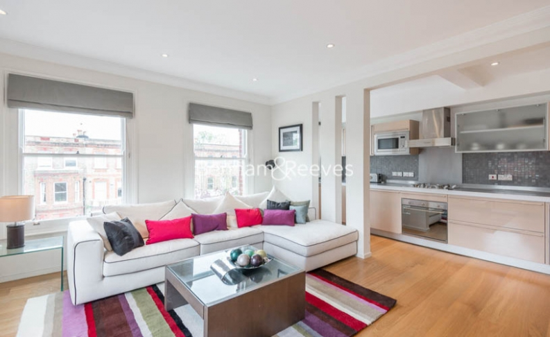 3 bedroom(s) flat to rent in Goldhurst Terrace, South Hampstead, NW6-image 1