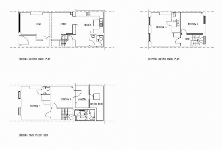 4 bedroom(s) house to rent in Violet Hill, St John's Wood, NW8-Floorplan