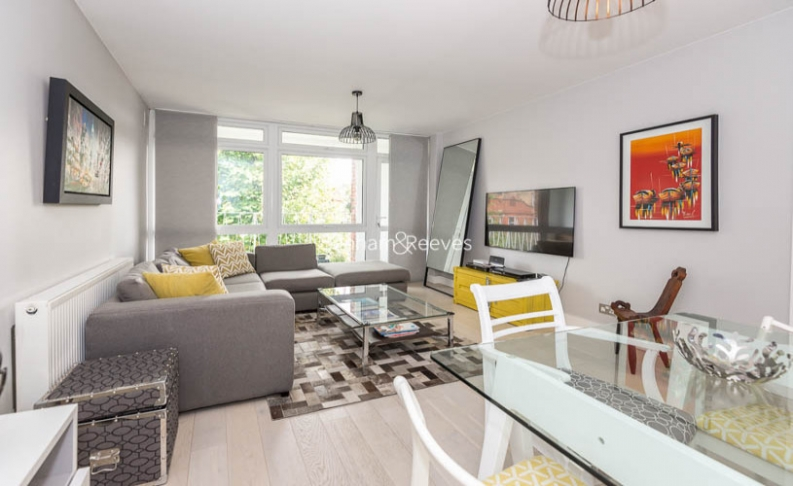 2 bedroom(s) flat to rent in Priory Road, Hampstead, NW6-image 2