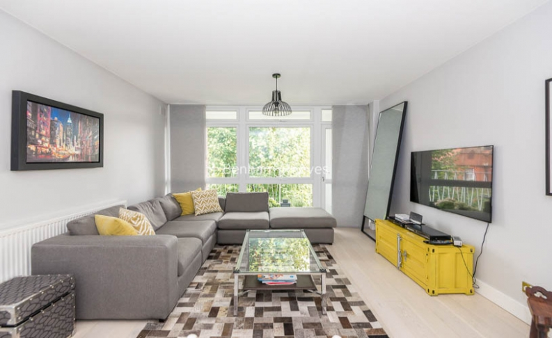 2 bedroom(s) flat to rent in Priory Road, Hampstead, NW6-image 3