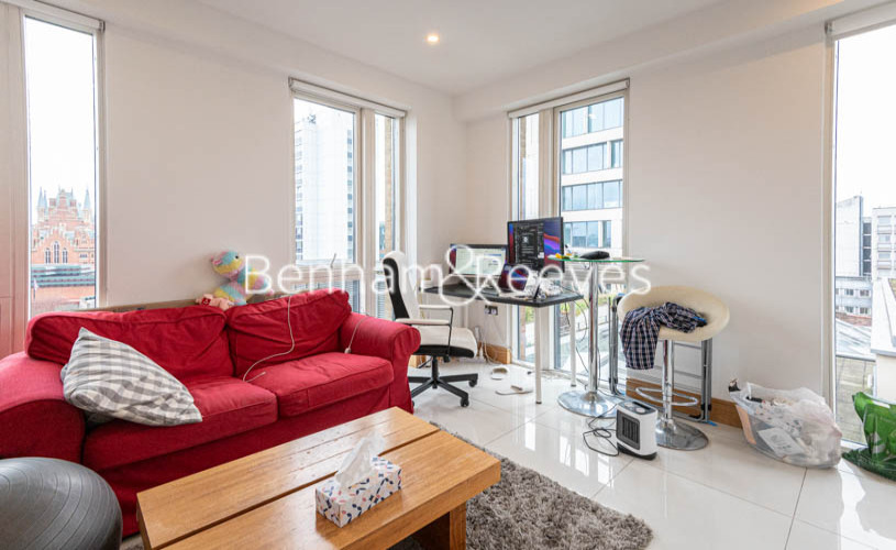 1 bedroom(s) flat to rent in Churchway, King's Cross, NW1-image 1