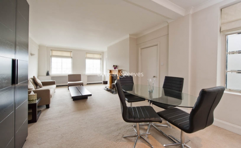 1 bedroom(s) flat to rent in St Georges Court, Brompton Road, SW3-image 1