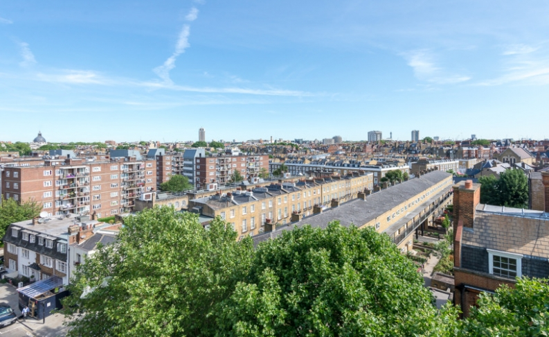 1 bedroom(s) flat to rent in Sloane Avenue Mansions, Chelsea, SW3-image 9