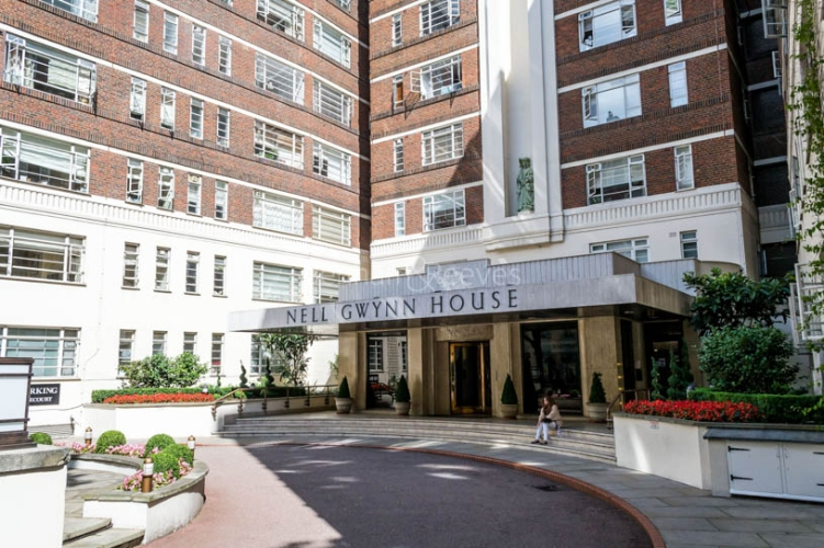1 bedroom(s) flat to rent in Nell Gwynn House, Sloane Avenue, Chelsea, SW3-image 3