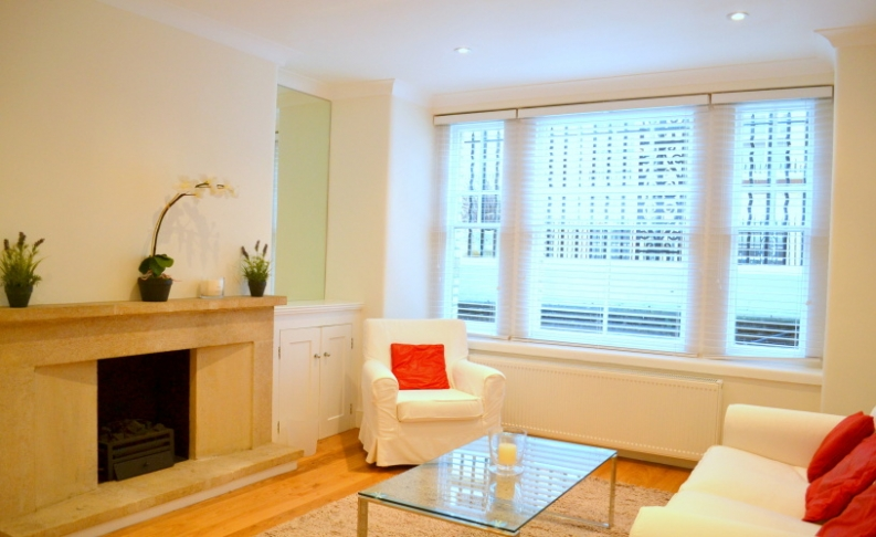 1 bedroom(s) flat to rent in The Marlborough, Walton Street, SW3-image 1