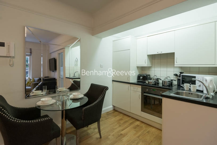 Studio flat to rent in Pelham Court, Fulham Road, Chelsea, SW3-image 1