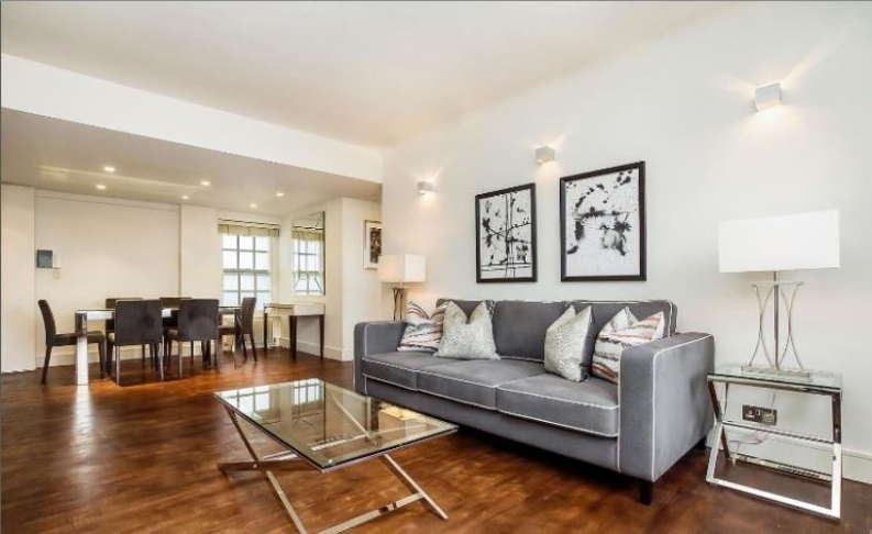 2 bedroom(s) flat to rent in Fulham Road, South Kensington, SW3-image 1
