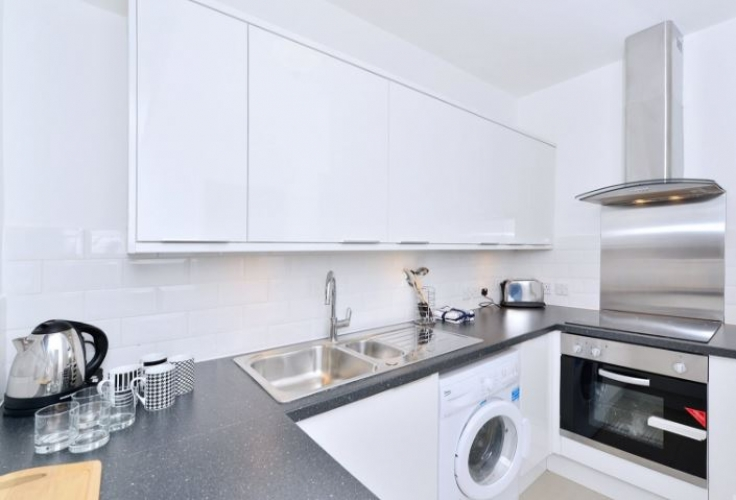 Studio flat to rent in Luke House, Abbey Orchard Street SW1P-image 2