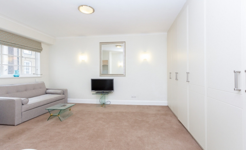 Studio flat to rent in Sloane Avenue Mansions, Chelsea, SW3-image 3