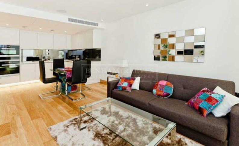 2 bedroom(s) flat to rent in The Courthouse, Westminster, SW1P-image 1