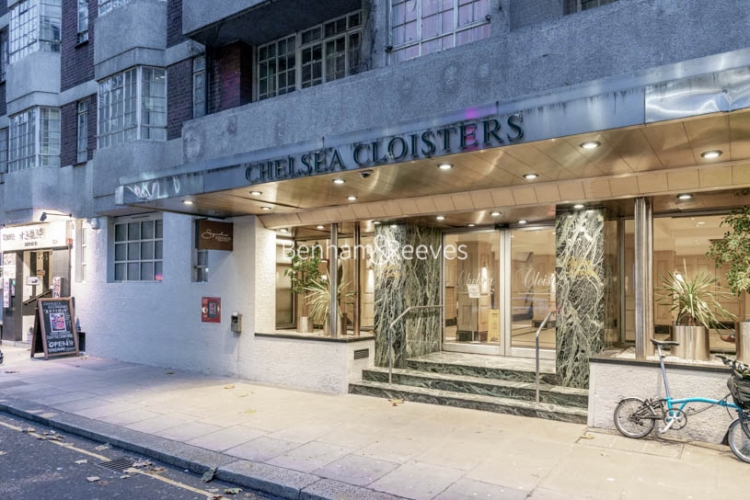 1 bedroom(s) flat to rent in Chelsea Cloisters, Sloane Avenue, SW3-image 4