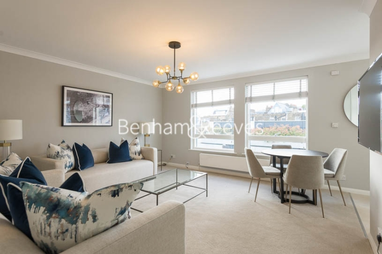 2 bedroom(s) flat to rent in Fulham Road, Chelsea, SW3-image 1