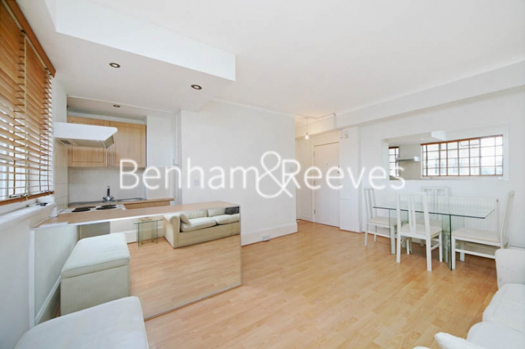 Studio flat to rent in Sloane Avenue Mansions, Chelsea, SW3-image 1