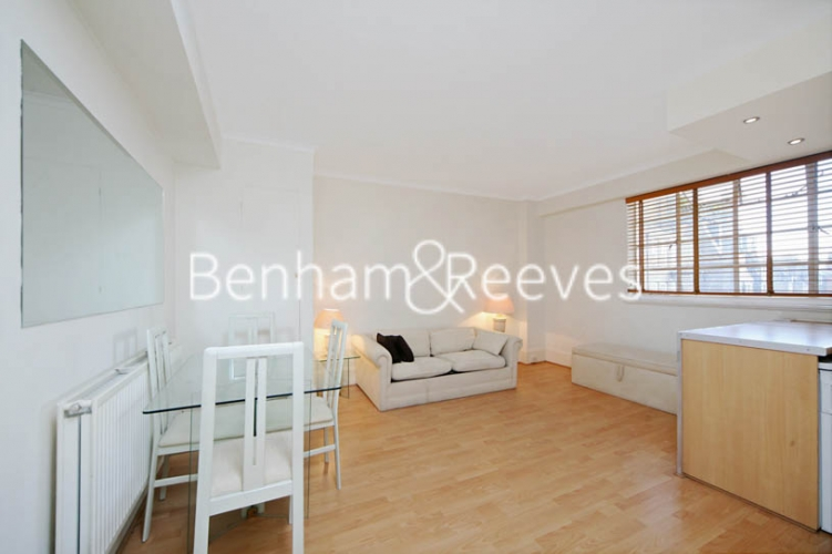 Studio flat to rent in Sloane Avenue Mansions, Chelsea, SW3-image 2