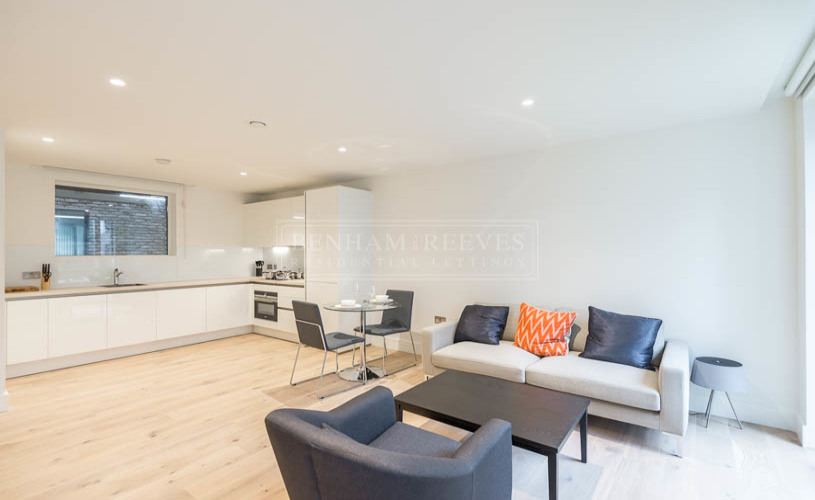 1 Bedroom S Flat To Rent In Atrium Apartments Ladbroke Grove W10