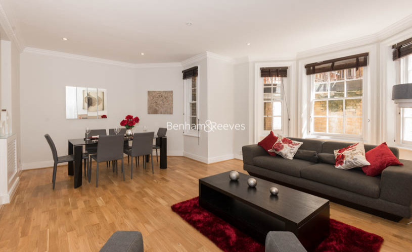 3 bedroom(s) flat to rent in Pitt Street, Kensington, W8-image 1