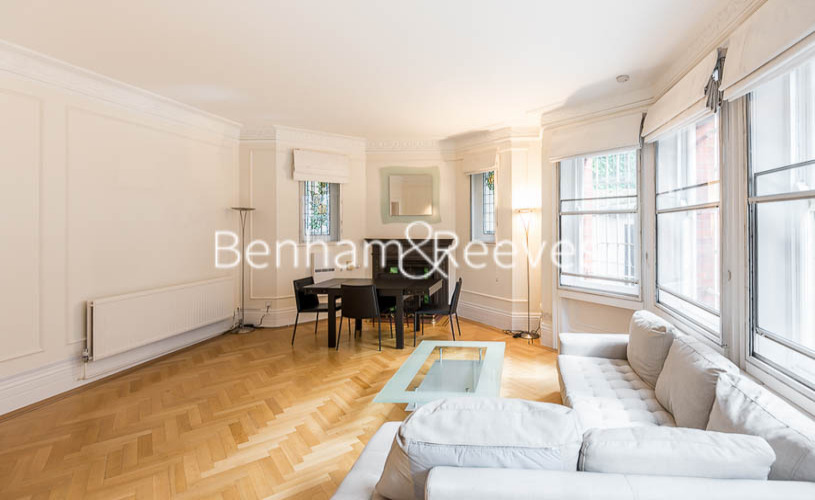 2 bedroom(s) flat to rent in Nevern Mansions, Earl's Court, SW5-image 1