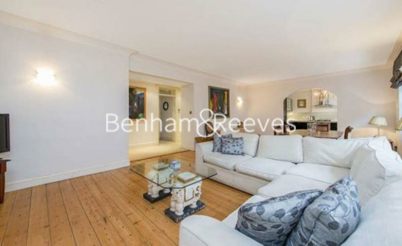 3 bedroom(s) flat to rent in Campden Hill Mansions, Edge Street, W8-image 1