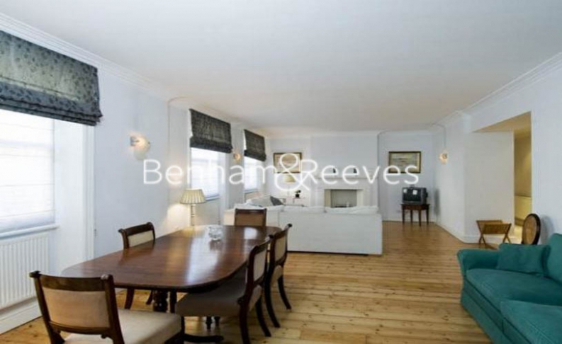 3 bedroom(s) flat to rent in Campden Hill Mansions, Edge Street, W8-image 3