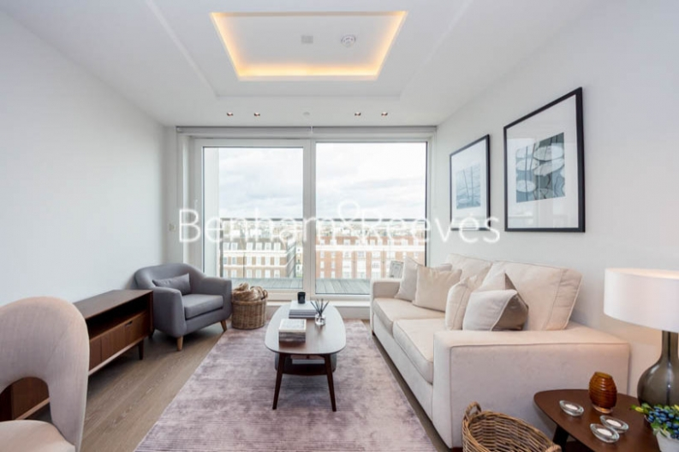1 bedroom(s) flat to rent in 375 Kensington High Street, London, W14-image 1