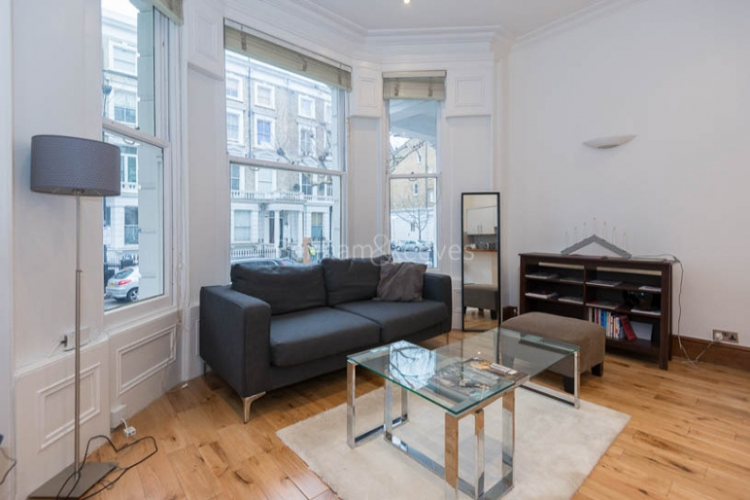 2 bedroom(s) flat to rent in Marloes Road, Kensington, W8-image 1