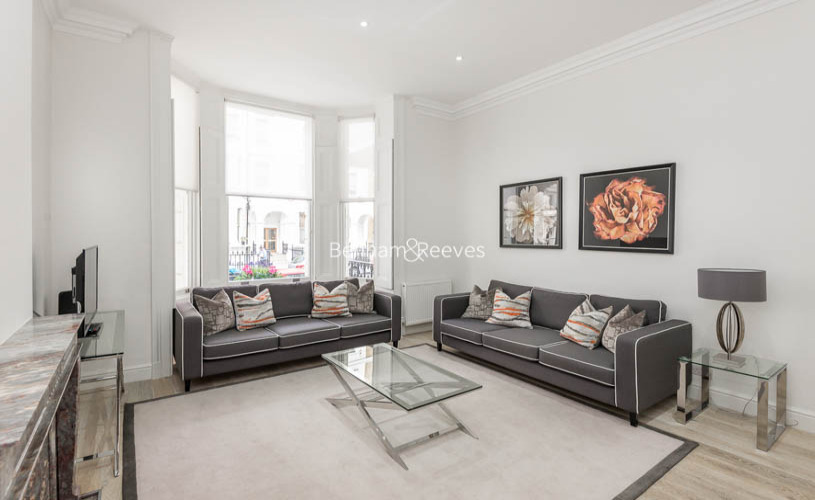 3 bedroom(s) flat to rent in Lexham Gardens, Kensington, W8-image 1