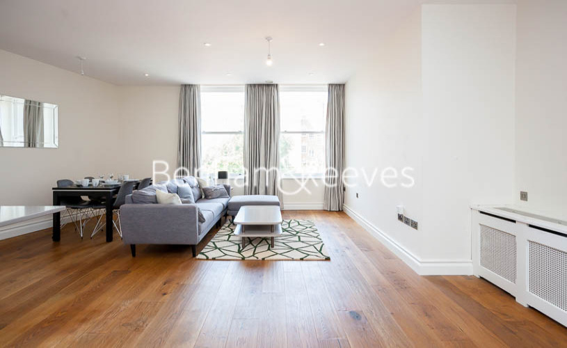 1 bedroom(s) flat to rent in Kensington High Street, Kensington, W8-image 1