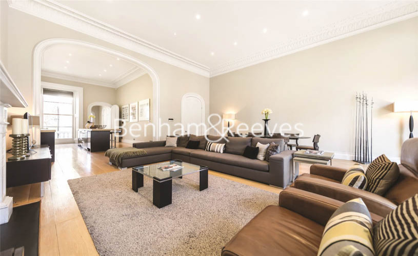 1 bedroom(s) flat to rent in Cornwall Gardens, South Kensington, SW7-image 1
