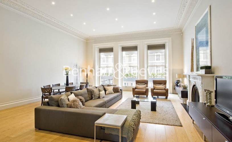 1 bedroom(s) flat to rent in Cornwall Gardens, South Kensington, SW7-image 6