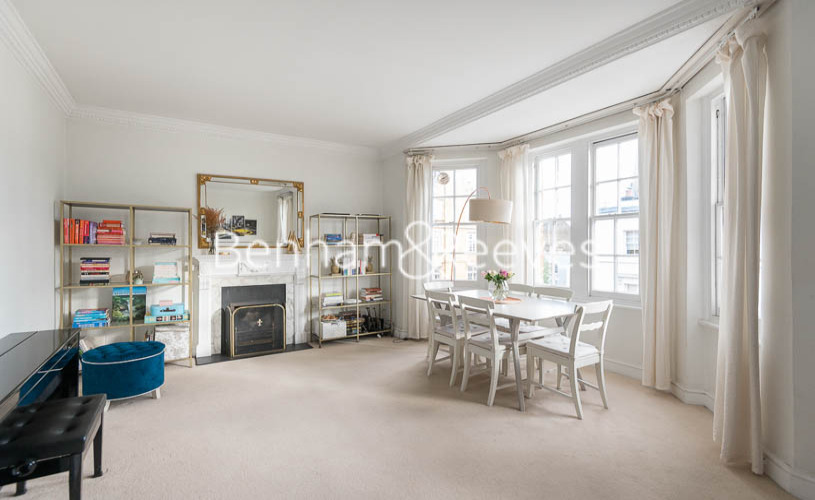 3 bedroom(s) flat to rent in Pitt Street, Kensington, W8-image 3