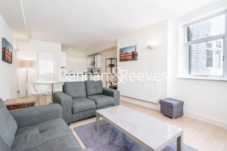 1 bedroom(s) flat to rent in West Smithfield, Farringdon, EC1-image 6