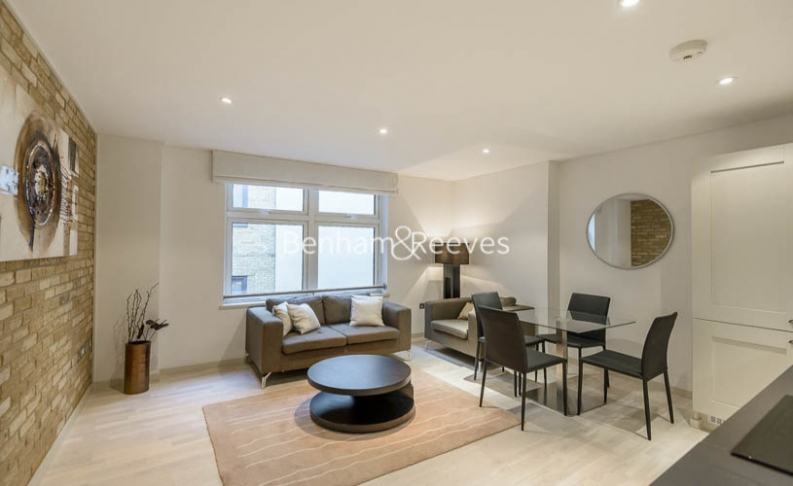 1 bedroom(s) flat to rent in Cock Lane, Snow Hill, EC1A-image 1