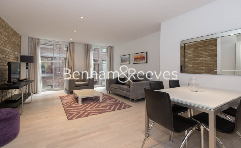 2 bedroom(s) flat to rent in Britton Apartments, Cock Lane, EC1A-image 1