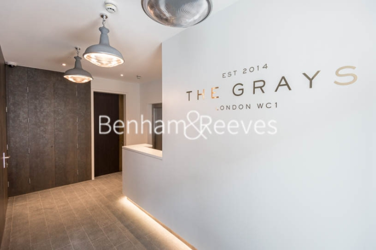 Studio flat to rent in The Greys, Gray's Inn Road, WC1-image 7