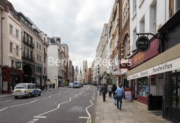 1 bedroom(s) flat to rent in Fleet Street, Blackfriars, EC4-image 6
