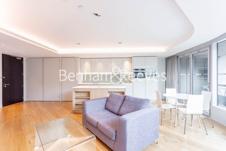 1 bedroom(s) flat to rent in Canaletto Tower, City Road, EC1-image 1