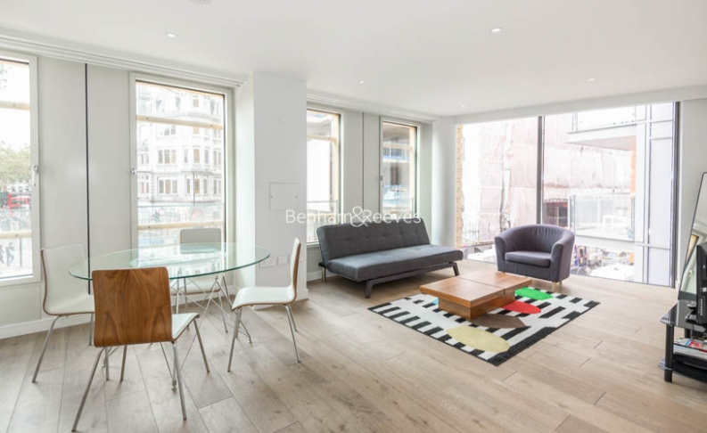 1 bedroom(s) flat to rent in Central St. Giles Piazza, City, WC2H-image 1