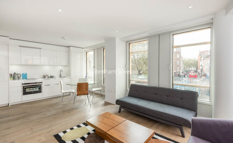 1 bedroom(s) flat to rent in Central St. Giles Piazza, City, WC2H-image 2