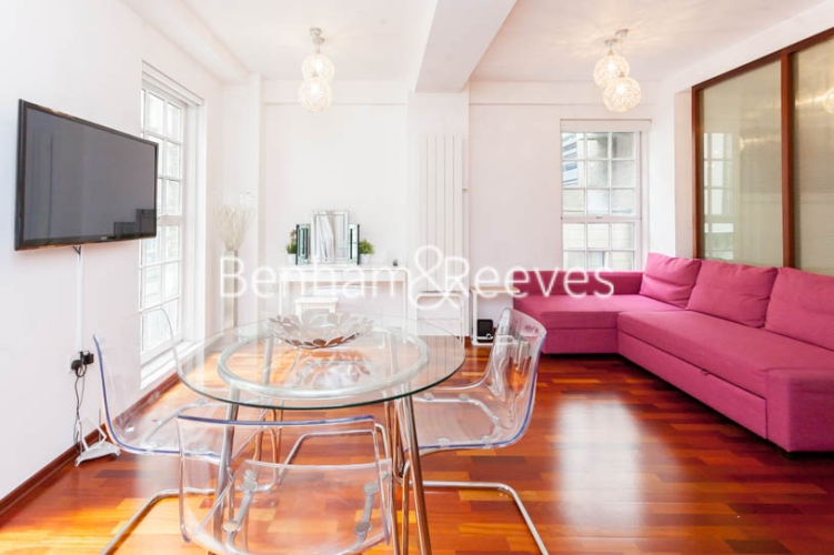 Studio flat to rent in Aria House, Craven Street, WC2N-image 1